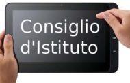 CONVOCAZIONE CONSIGLIO DI ISTITUTO