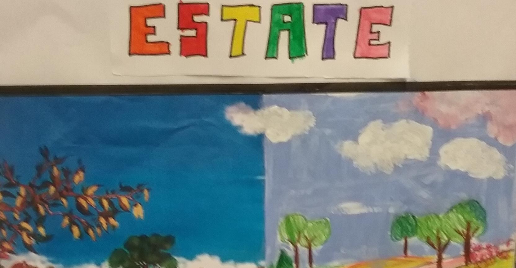 Arte che passione (alla scuola dell'infanzia di via Gallina )