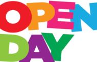 Sabato 15 Dicembre Open Day alle medie!