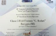 PRIMI CLASSIFICATI!!!