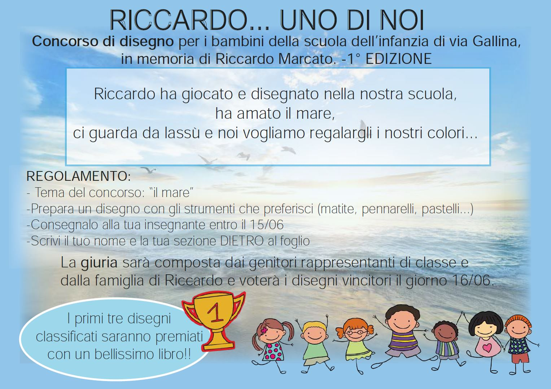 Riccardo, uno di noi!